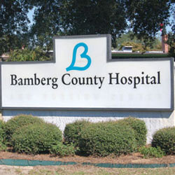 Bamberg Hospital SC  (Customer)
