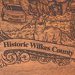 Wilkes County NC  (Customer)